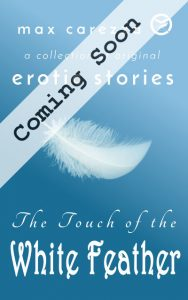 The Touch of the White Feather - Cover