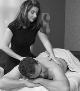 Impertinent Masseuse